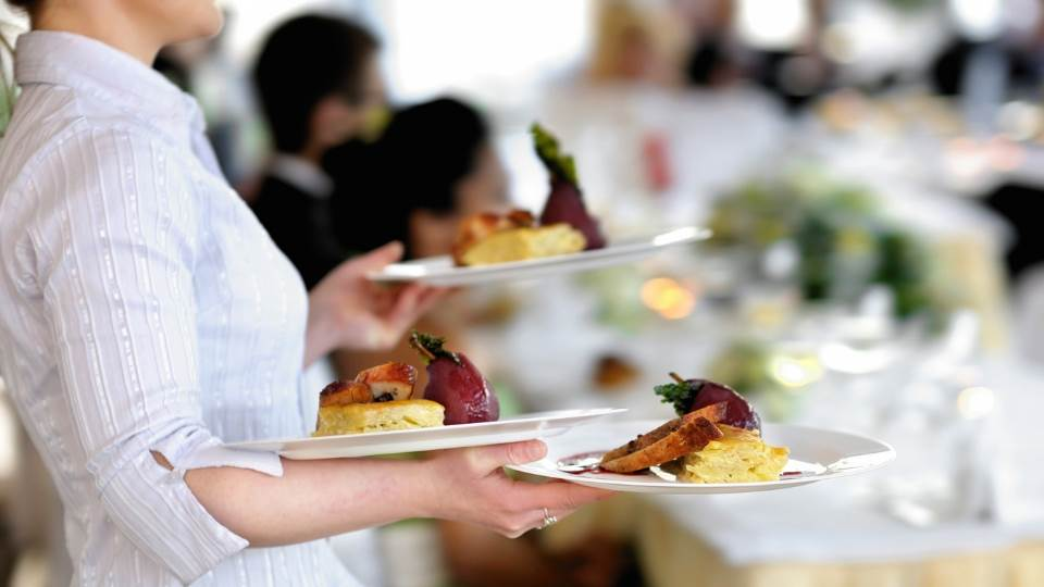 Food hygiene in catering