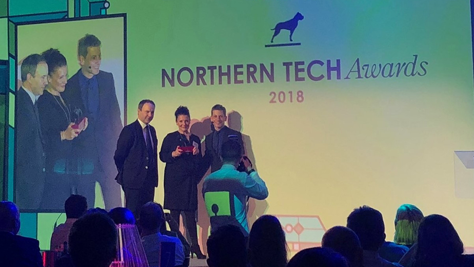 Winning Tech4Good Awards 2018