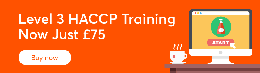 level 3 haccp banner image