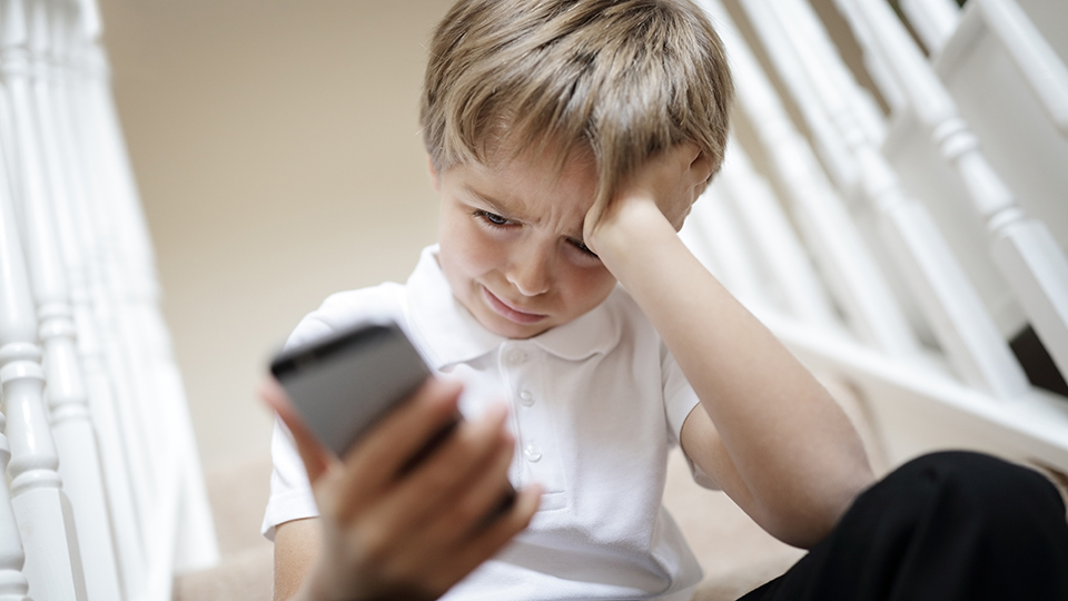 Staying ahead of internet related child sexual abuse
