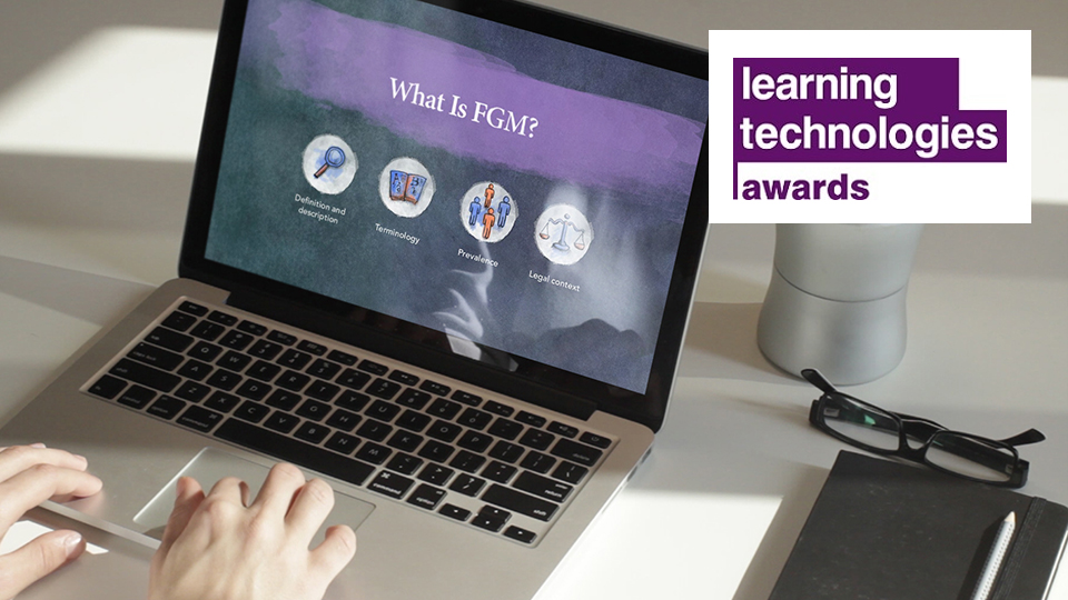 Virtual College learning technologies awards