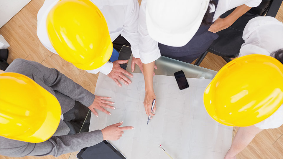 Safer working environment in construction