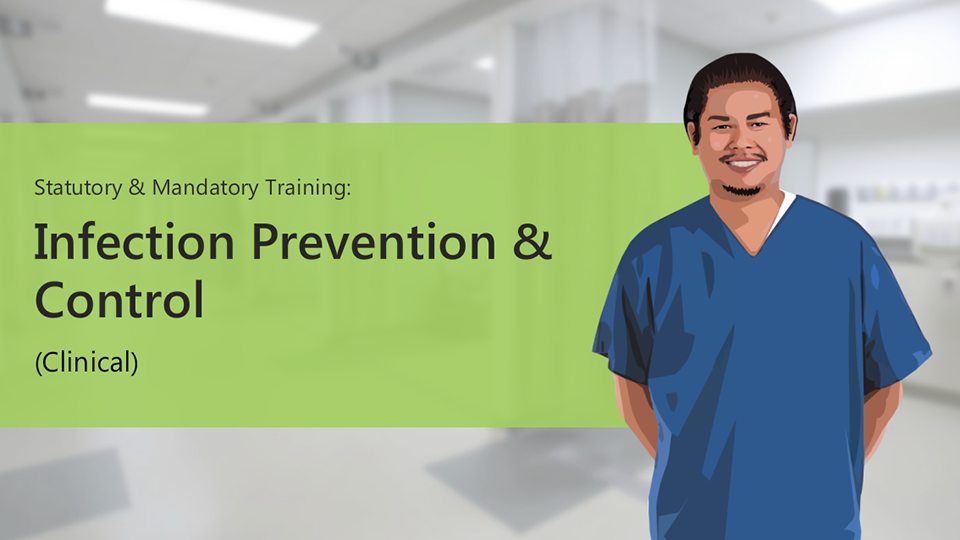 Virtual College Infection Prevention and Control Course
