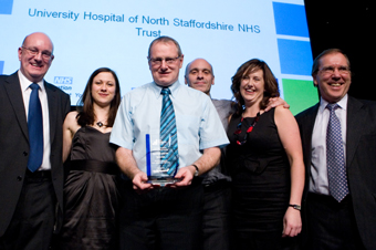 University Hospital of North Staffordshire NHS Trust