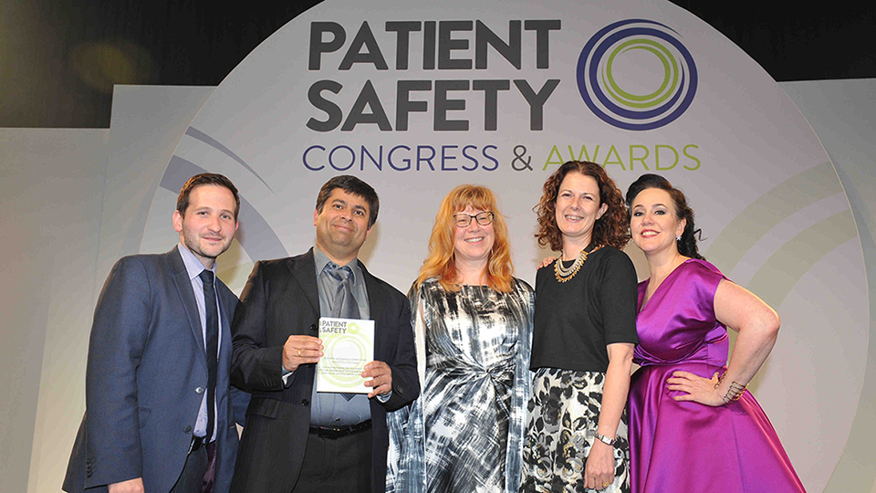 Patient Safety Training Awards