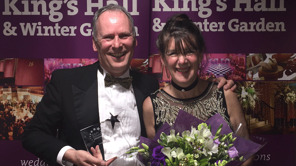 Virtual College Ilkley Business Awards