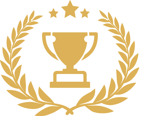 Awards for footer