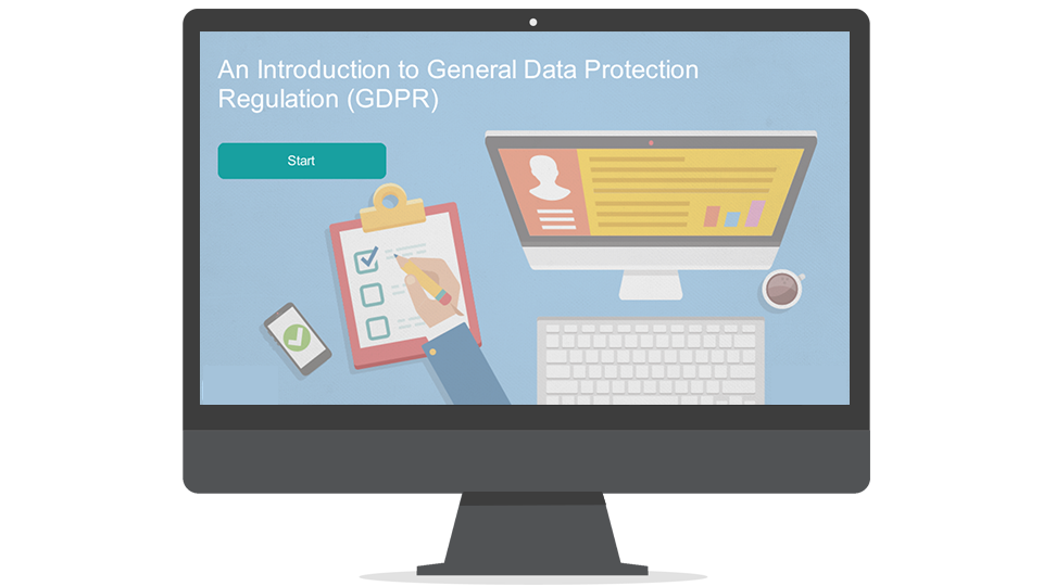 An introduction to GDPR free course