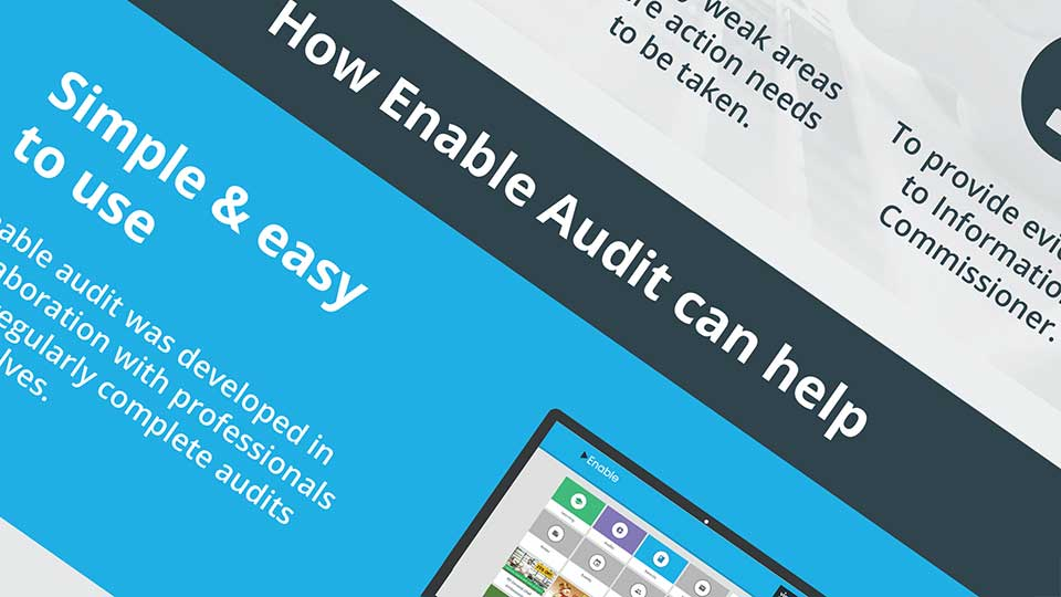 How Enable Audit can help your organisation
