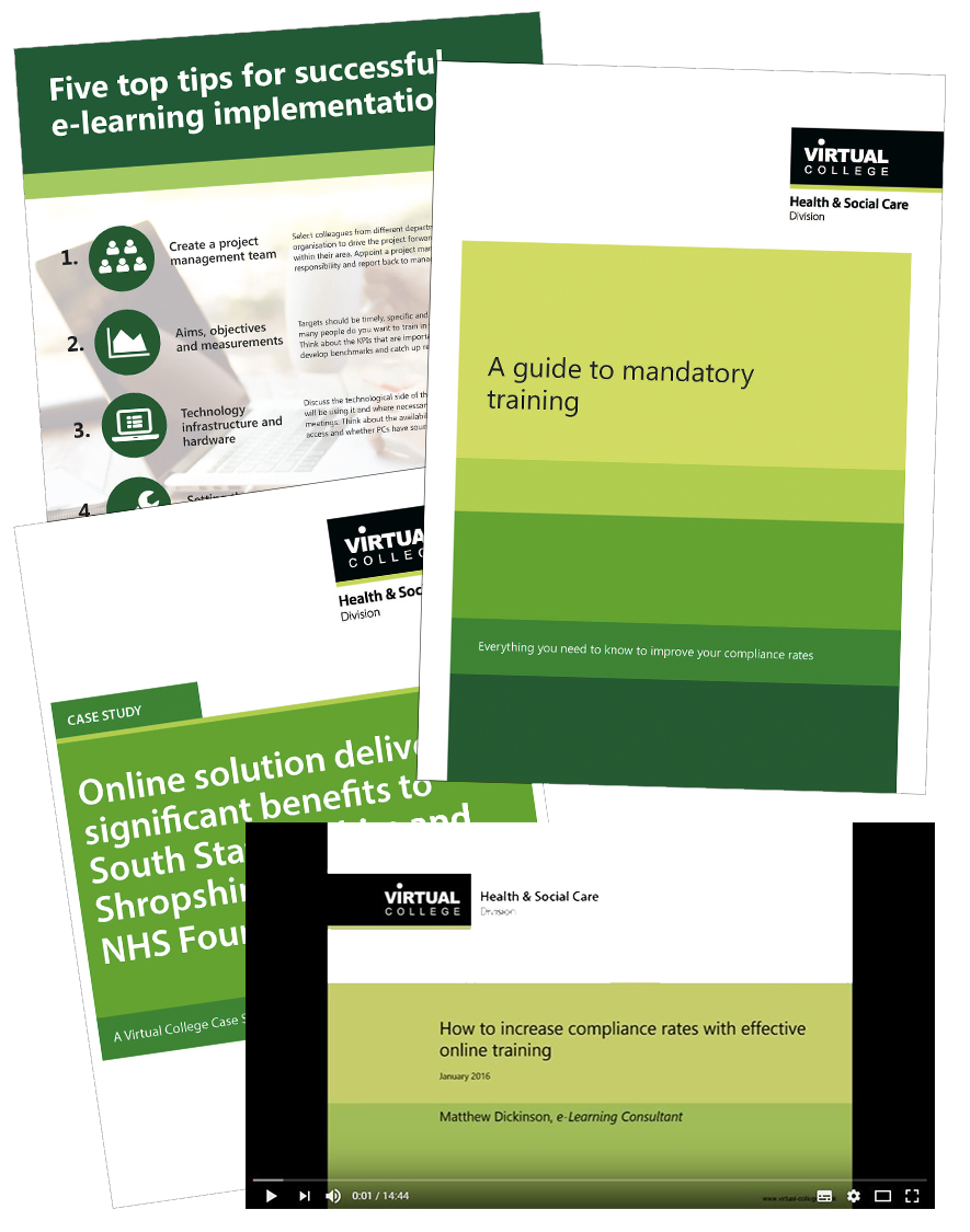 Statutory and mandatory training resource pack