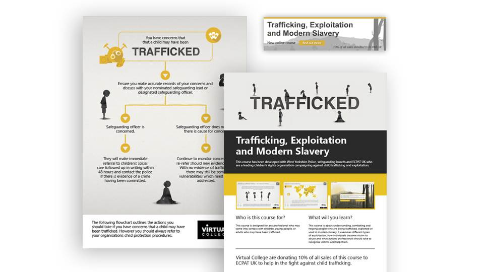 Trafficking resource pack