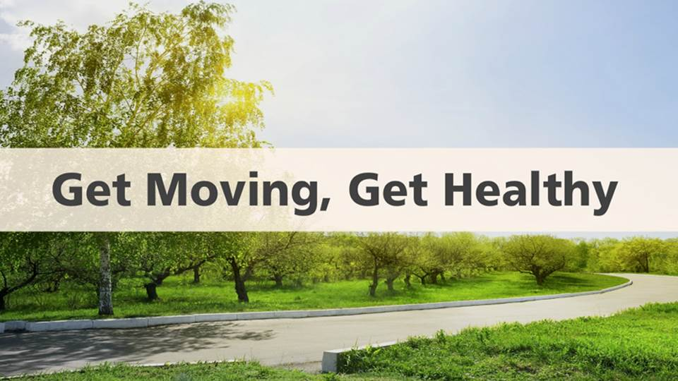 Get Moving, Get Healthy VOOC
