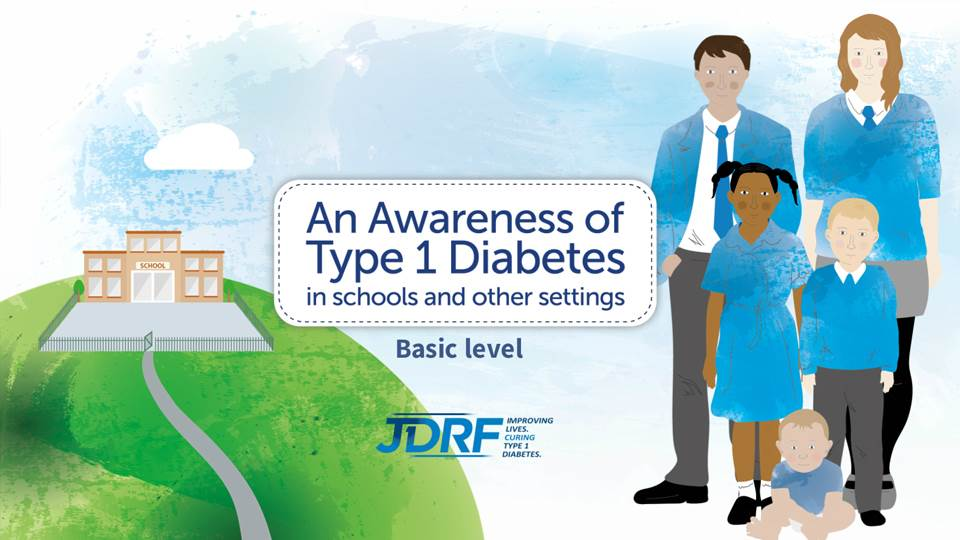 An Awareness of Type 1 Diabetes VOOC
