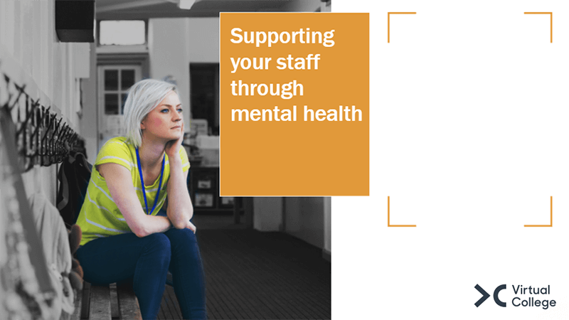 Support Your Staff Through Mental Health