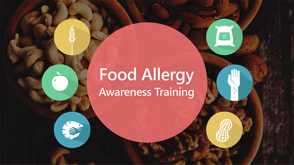 Food Allergy Awareness | 30% off | Was £15 - Now £10.50